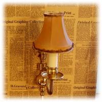 Obiecte de iluminat - Aplica metalica perete